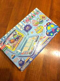 BN Sanrio Runaway Notebook