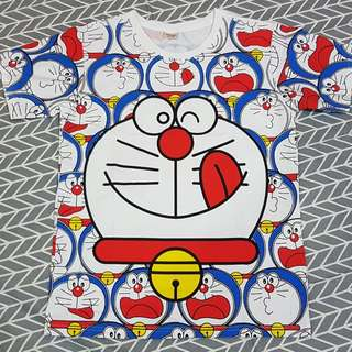 Brand new  cartoon tees - Doraemon