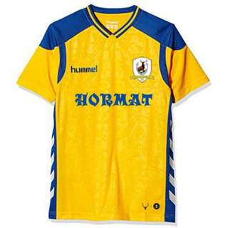 Tampines Rovers Football Club Jersey 2018