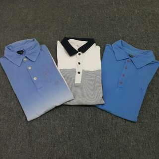 Armani Exchange & Calvin Klein Polo Shirts