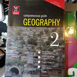 GEOGRAPHY GUIDE (SECONDARY 2)