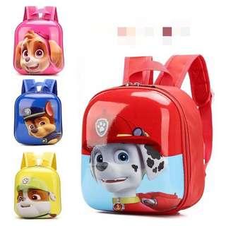 PO Paw Patrol School Bag