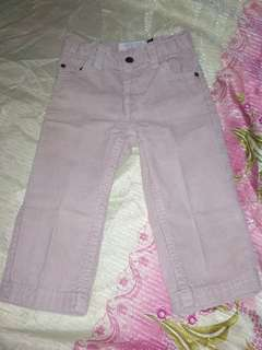 Corduroy PANTS (12-24 MONTHS) Like New