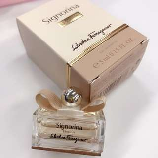 Salvatore Ferragamo Mini perfume sample香水