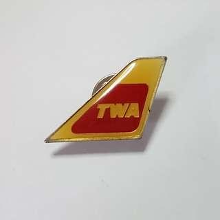 Trans World Airlines  (TWA) Pin