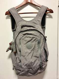 Kipling backpack - grey