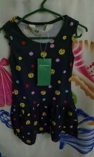 Brand New H&M Bangladesh dress for 2-5years old kiddo