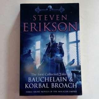 Preloved English Novel