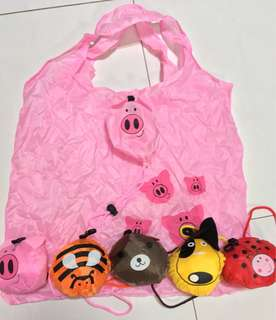Animal recycle bag