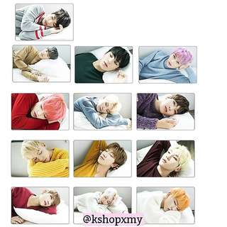 Seventeen 2018 for Anan Japan Photocards