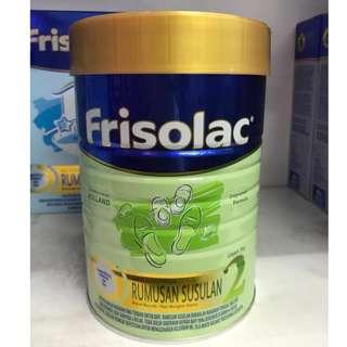 Frisolac 2 - 900g x 3 tin