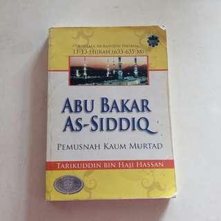 Preloved Buku