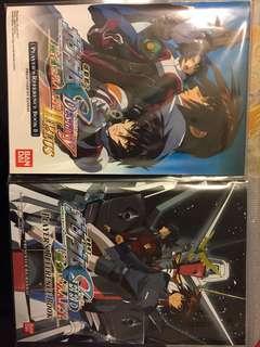 Gundam Seed&Destiny book