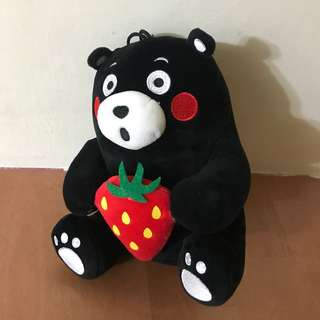 🚚 Kumamon 熊本熊娃娃