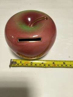Porcelain apple saving
