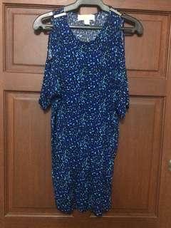 Preloved blouse/short dress