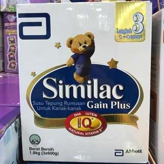 Similac Stage 3 - 1.8kg