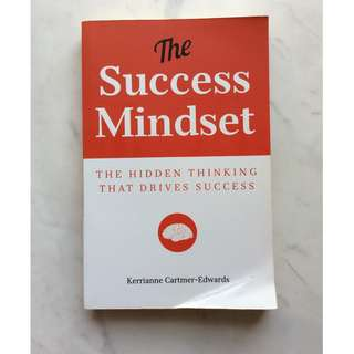 The Success Mindset by Kerrianne Cartier-Edwards