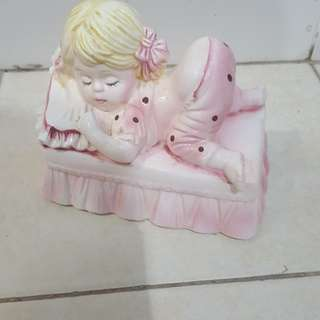 Sleeping Beauty piggy bank
