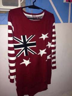 Maroon Great britain
