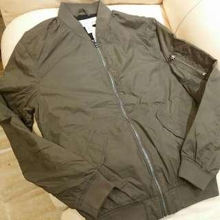 H&M MA1army Jacket