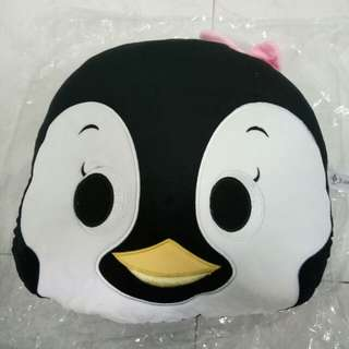 Brand new penguin cushion