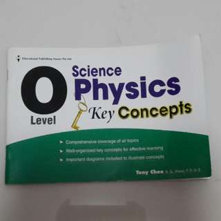 Olevel physic key concepts
