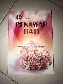 40 Hadis Penawar Hati / Islamic Book
