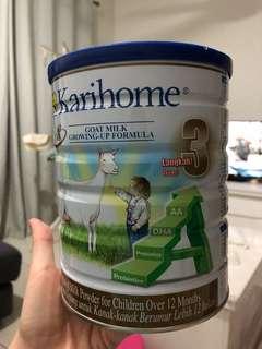 Karihome step 3 formula milk