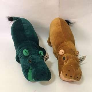 Soft Toy - Hippopotamus