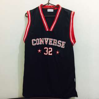 Authentic Converse Jersey