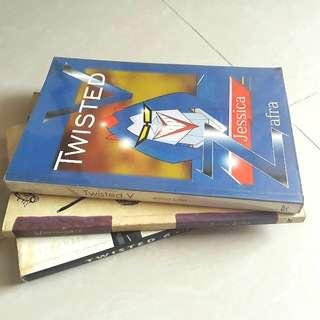 Jessica Zafra Books
