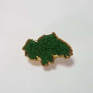 Singapore Map Pin