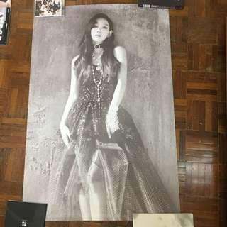 [WTS] Taeyeon My Voice Official Poster (I Got Love ver.)