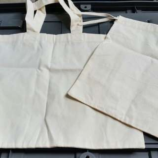 Pouch Bag or Eco Bag