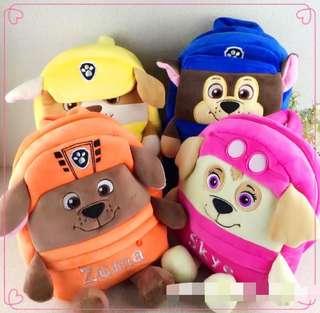PO Paw Patrol Bag
