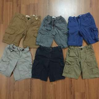 GAP COTTON ON SHORTS 4-5 YEARS