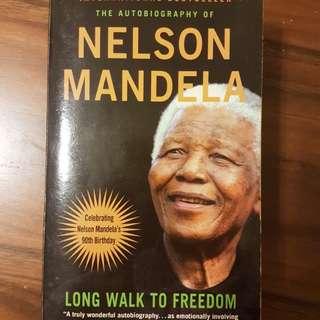 Long Walk To Freedom (Nelson Mandela)