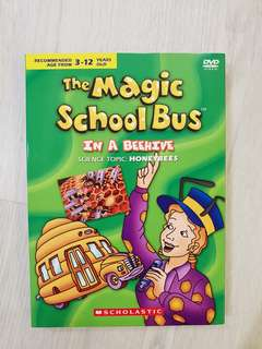 The Magic School Bus - In a Beehive DVD