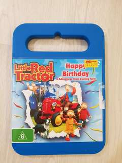 Little Red Tractor DVD