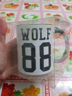 EXO Wolf Mug