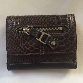 Auth Nine West Small Wallet