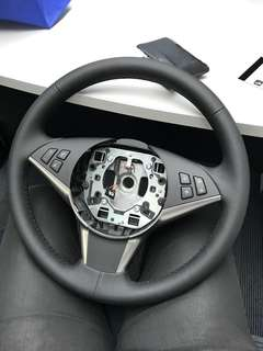 BMW E60 Sport Steering Wheels