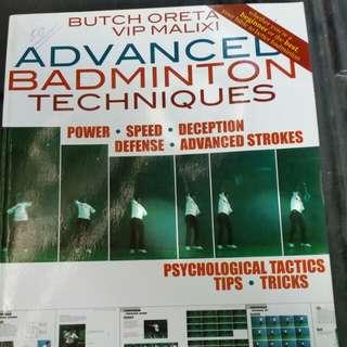 Advanced Badminton Techniques