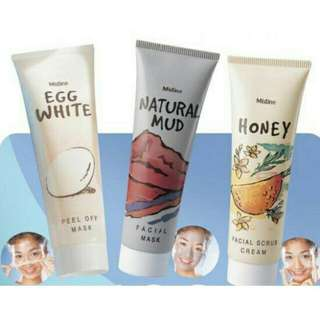 Free Shipping Mistline Facial Mask Scrub and Peel Off