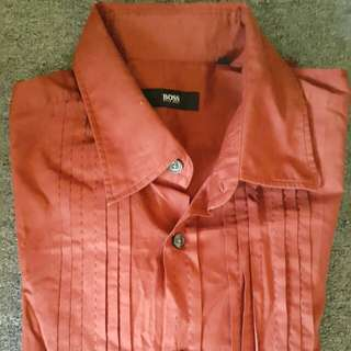 Authentic Hugo Boss Dress Shirt