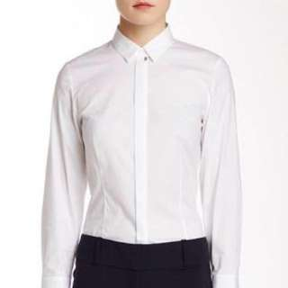Hugo Boss Beluna White Blouse