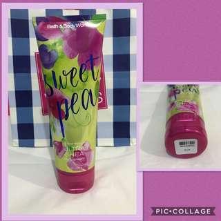 """""""Sweet Pea"""" Body Cream w/ Ultra Shea"""