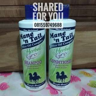Mane n Tail Herbal Gro Shampoo n Conditioner