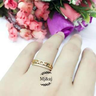 Gold Ring w/Box